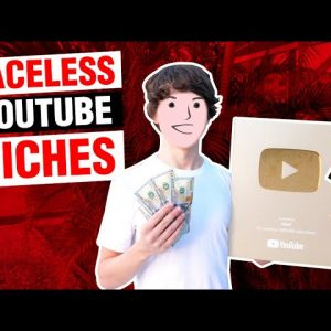 27 YouTube Niches to Make Money Without Showing Your Face