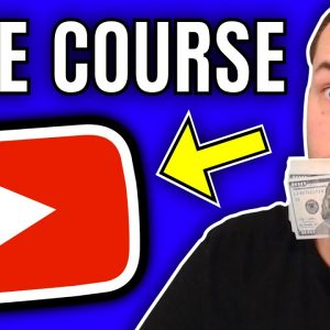 How To Make Money on YouTube WITHOUT Showing Your Face (FREE COURSE)