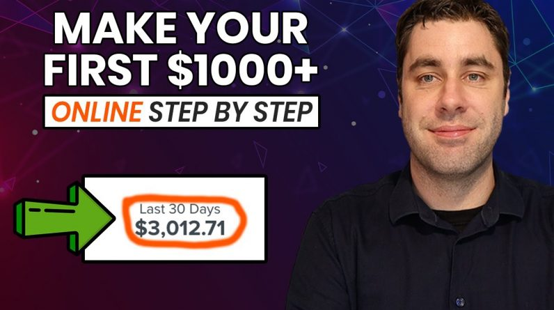How To Make Your First $1,000 With Affiliate Marketing For FREE (No Followers Needed)