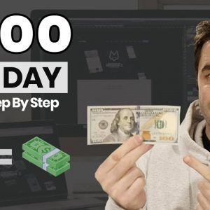 How To Make Money On Etsy For Beginners 2021! ($100 a Day)