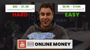 How To Make Money On Youtube Without Making Your Own Videos! (Step By Step)