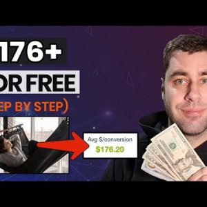 How To Make FREE Money The Lazy Way With Affiliate Marketing! (Step By Step Tutorial)