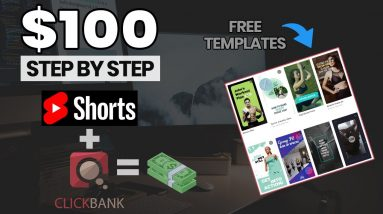 How To Make $100 Daily Online With Youtube Shorts & ClickBank (2021)