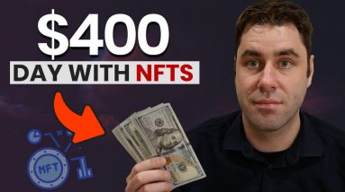 NFT Flipping: How I Made $400 Per Day With NFTs As A Side Hustle (Full Guide)